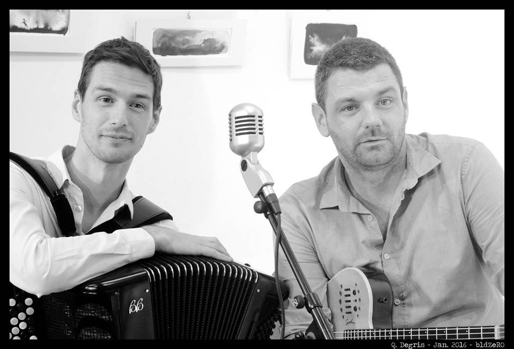 accordé swing Duo accordéon et guitare