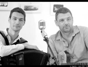 Duo jazz manouche accordéon guitare  #1