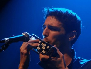 Grégory Chauchat accordina
