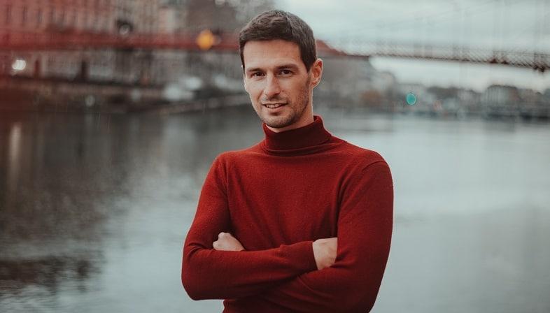 Grégory Chauchat, accordéoniste solo ou en Groupe à Lyon et Genève