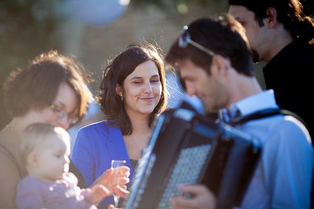 événement accordéoniste - cocktail, vin d'honneur