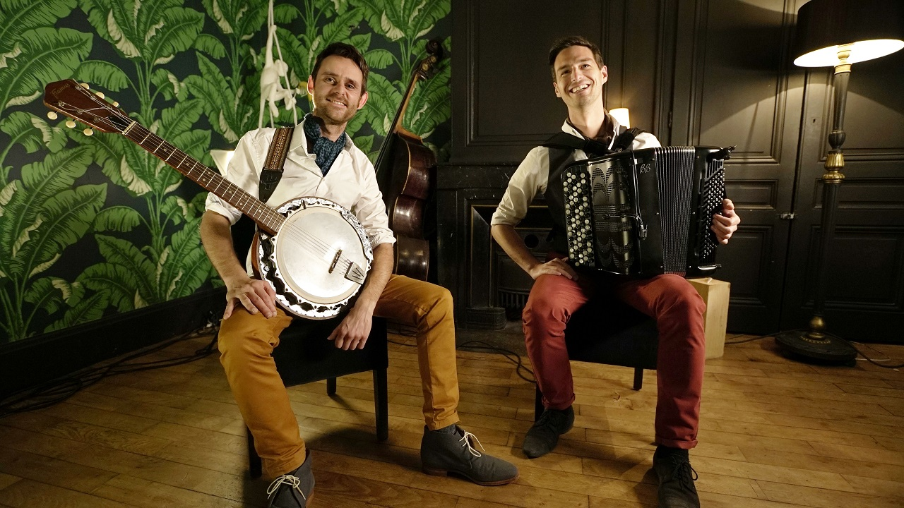 duo Banjo