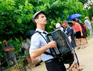 Thème Guinguette : Une soirée au son de l'accordéon