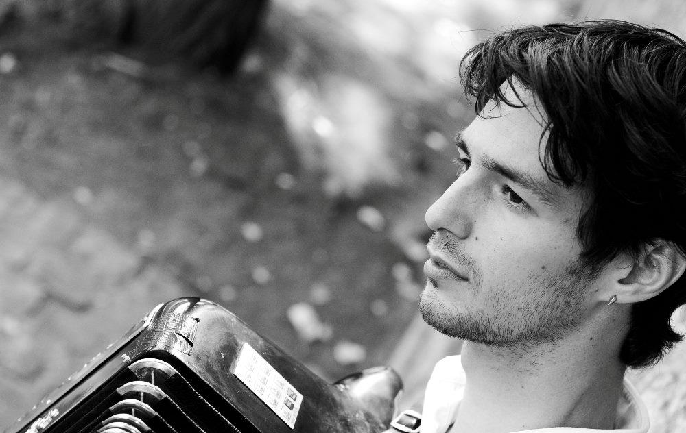 Grégory Chauchat shooting Paris 2