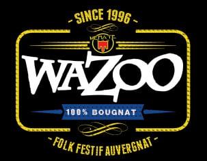 logo du groupe wazoo