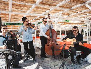 Quartet Jazz Manouche – mariage