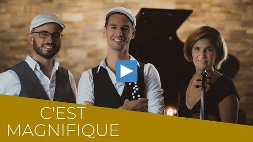 groupe de jazz manouche à Lyon