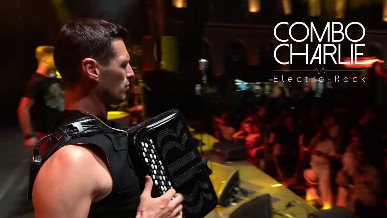 vignette Concert Live avec Combo Charlie à Metz