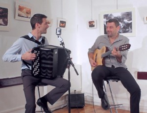 Duo Jazz manouche – Accordéon Guitare